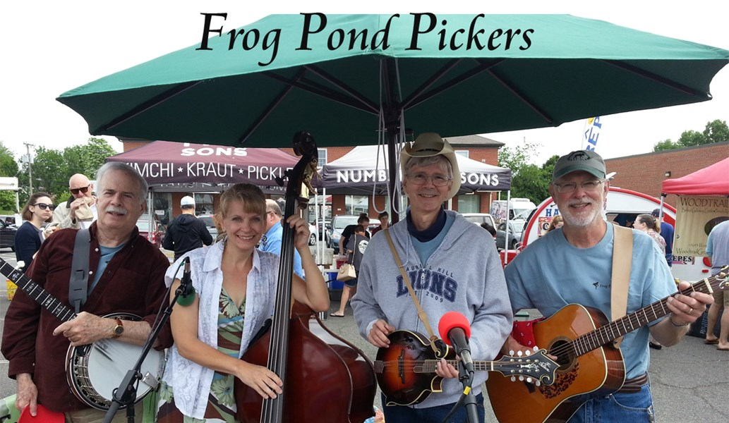 Frog Pond Pickers - Bluegrass Band - Ashburn, VA