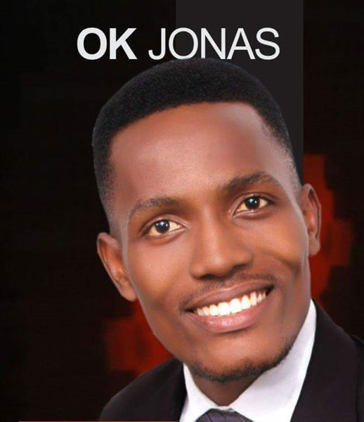 OK Jonas - Motivational Speaker - Charlotte, NC