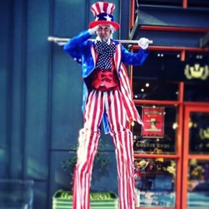 Atlanta, GA Stilt Walker | Greg Morgan Bivens