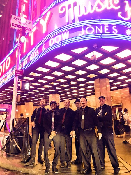 A recent performance at Radio City