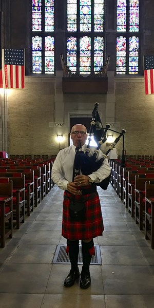 The Travelling Piper - Bagpiper - Monticello, GA