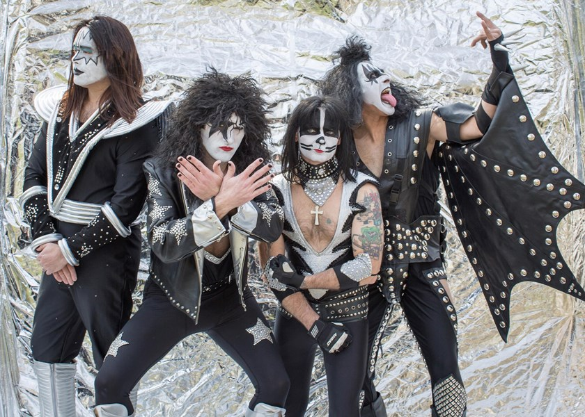 Detroit Rock City Kiss Tribute Show - Kiss Tribute Band - Detroit, MI