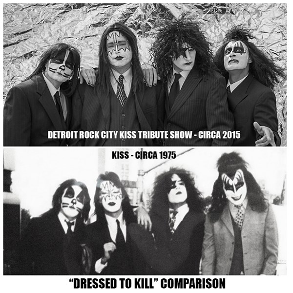 Detroit Rock City Kiss Tribute Show - Kiss Tribute Band