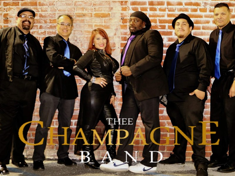 Thee Champagne Band - Variety Band - Riverside, CA