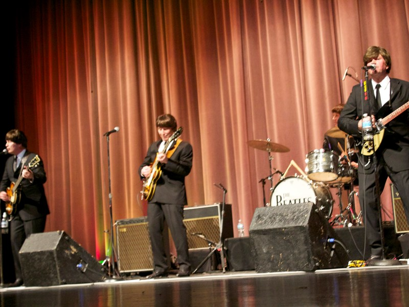 The 1964 Remix - Beatles Tribute Band - Kokomo, IN