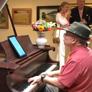 Long Beach, NY Jazz Pianist | Dave Feldman