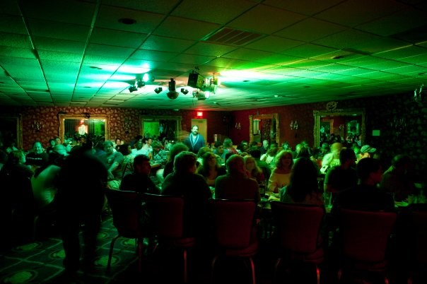 Haunted Dinner Shows in October