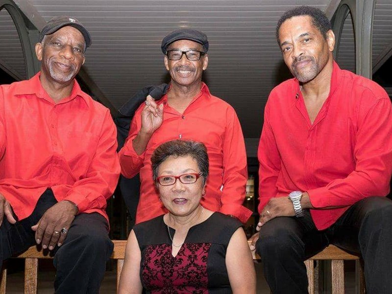 The Crossfire 2 Band With Featured Artist - R&B Band - Bowie, MD