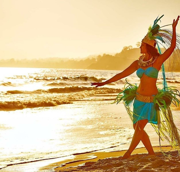 Island Mana Dancers - Hawaiian Dancer - Ventura, CA