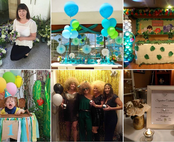 Dina's Sweet Creations and Parties - Wedding Planner - Los Gatos, CA