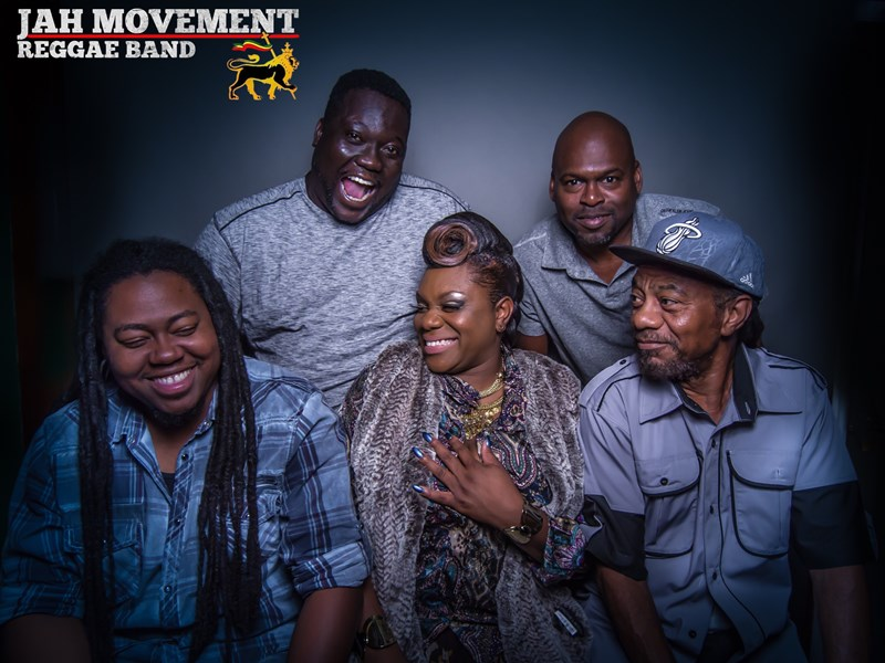 Jah Movement - Reggae Band - Sarasota, FL