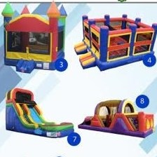 Lexington, KY Party Inflatables | Remix Education and Inflatables