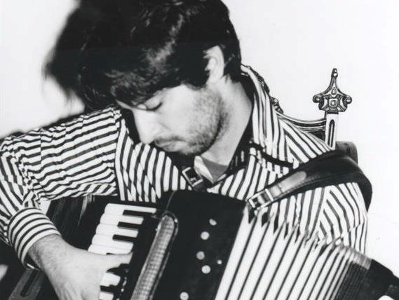 Benjamin Ickies - Accordion Player - New York City, NY
