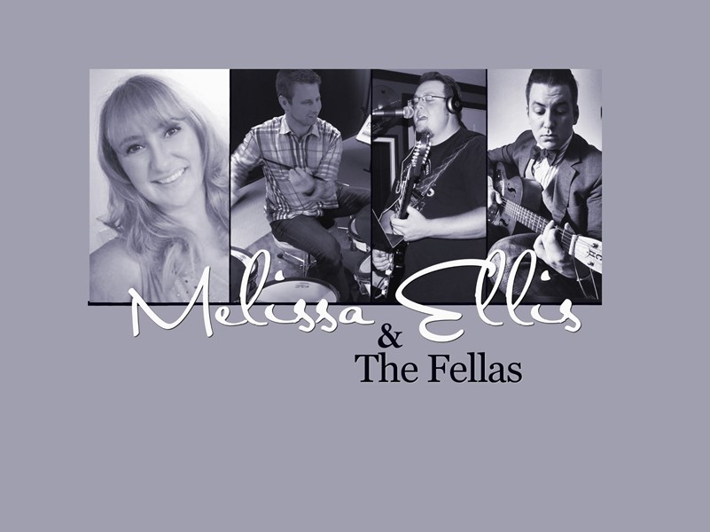 Melissa Ellis & The Fellas - Blues Band - Knoxville, TN