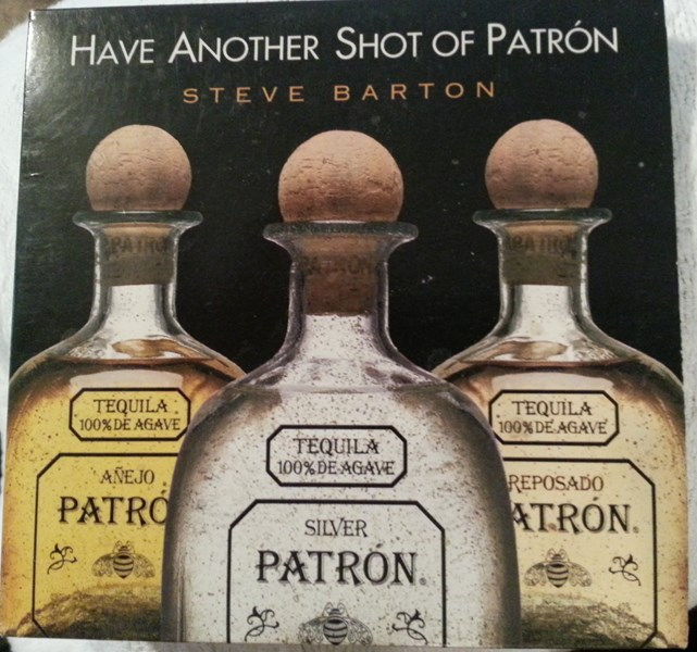 Patron Sponsored CD