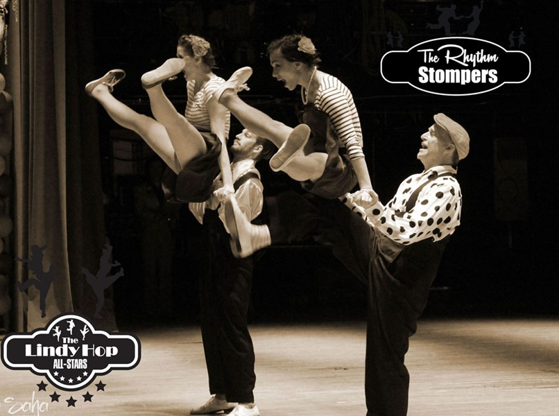 Jumpin Entertainment - Swing & Lindy Hop - Dance Group - New York City, NY