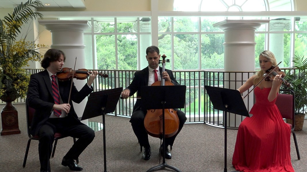 Arco Music Classical String Trio
