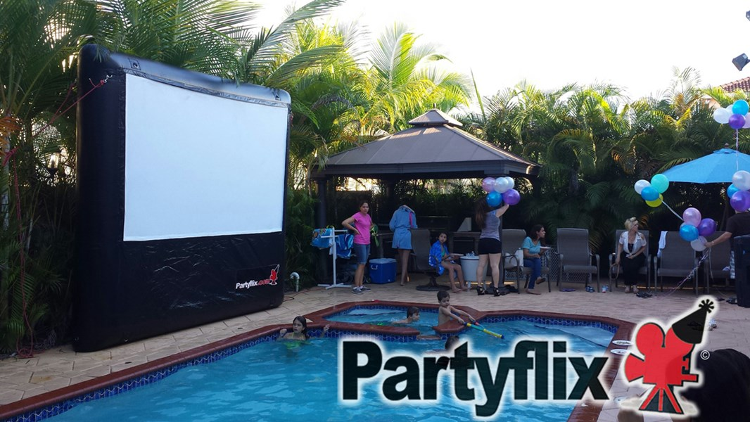 12ft Partyflix Party Starter