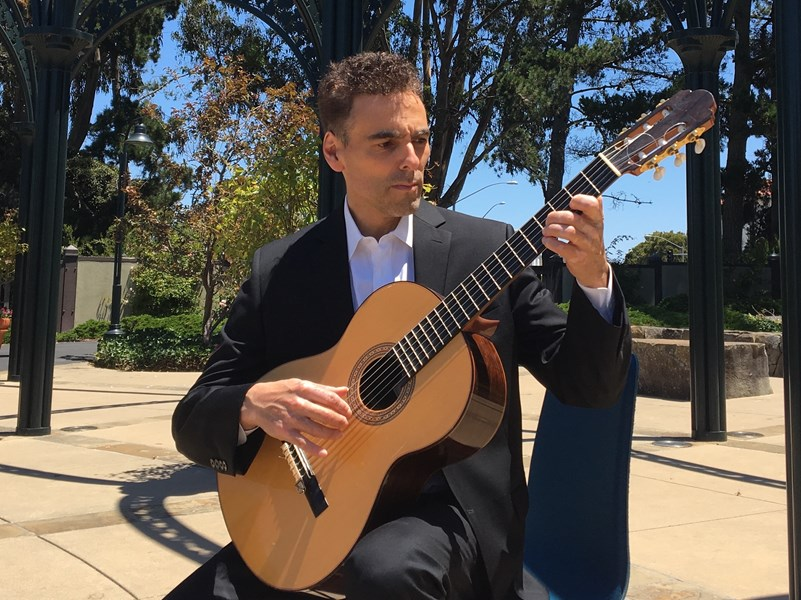 Claudio Tudisco - Classical Guitarist - San Francisco, CA
