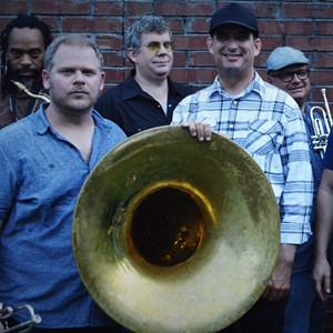 Orange City Funk Band | Brown Bag Brass Band