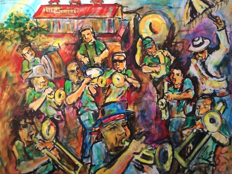Portlandia Brass Band - Brass Band - Portland, OR