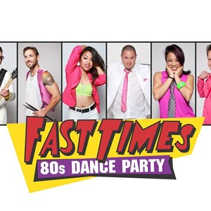 Smith 80s Band | Fast Times