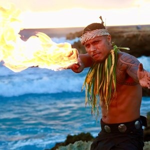 Honolulu, HI Fire Dancer | Chief Tui
