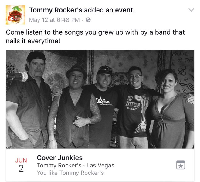Tommy Rockers Post