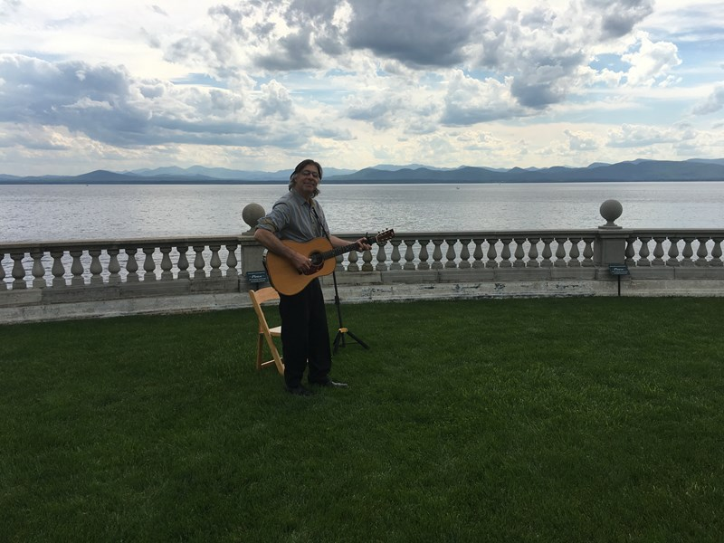Spencer Lewis - Acoustic Guitarist - Randolph, VT