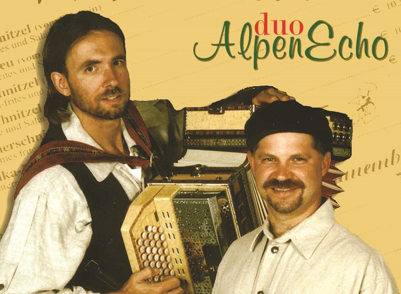 duoAlpen Echos - German Band - Asheville, NC