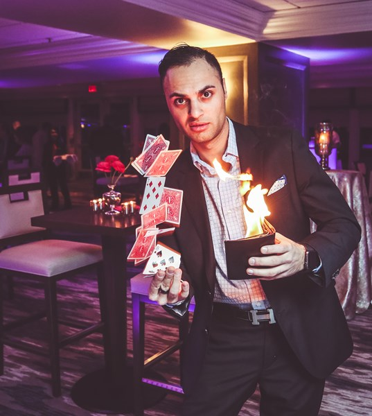 Alex Voz - Professional Mentalist & Illusionist - Mentalist - New York City, NY