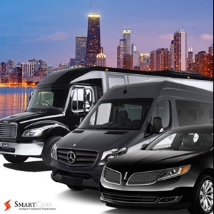 Chicago, IL Party Bus | Smart Cars Worldwide