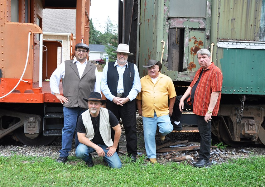 Milwaukee Road ~ Americana Band - Americana Band - Baltimore, MD