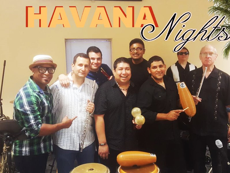 Havana Nights - Cuban Band - Washington, DC