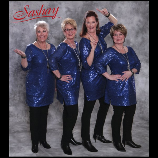 Sashay - Barbershop Quartet - Traverse City, MI