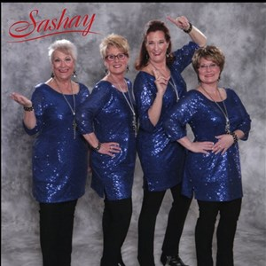 Traverse City, MI Barbershop Quartet | Sashay