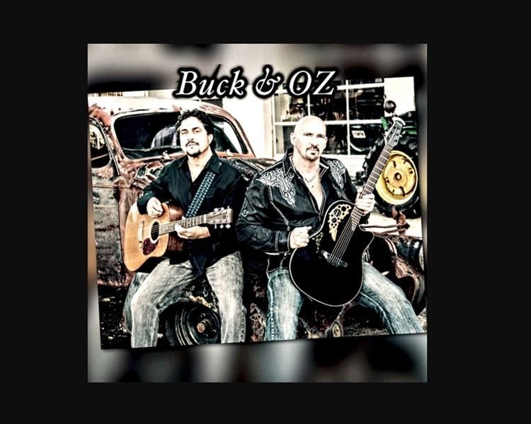 Buck & Oz - Acoustic duo - Cover Band - Atlanta, GA