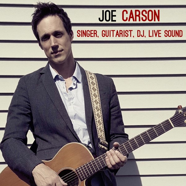 Joe Carson Music - Event DJ - Newburyport, MA