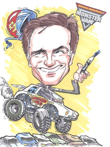 Caricatures by Murawski - Caricaturist - Denver, CO