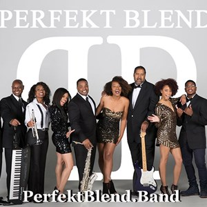 Markham Cover Band | Perfekt Blend Band