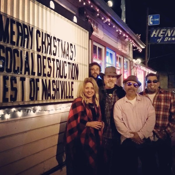 West of Nashville - Country Band - Santa Cruz, CA