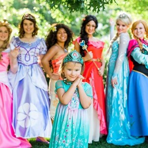 Oklahoma City Princess Party | Project Princess