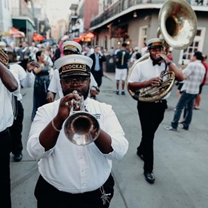 New Orleans, LA Brass Band | Knockaz Brass Band