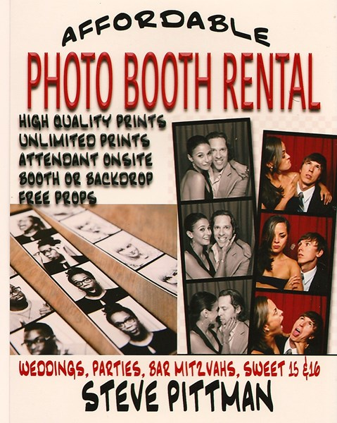 Affordable Photo Booth Rentals - Photo Booth - New York City, NY