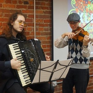 Norwalk Folk Duo | Sutin/Rosenblum Project (Multi-Genre Duo)