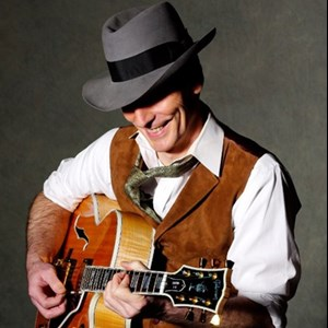 Leslie 40s Band | James Hammel & Friends