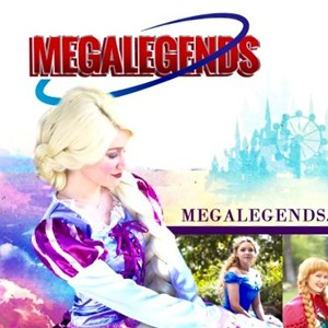 Fresno Princess Party | Mega Legends - Live Character Entertainment