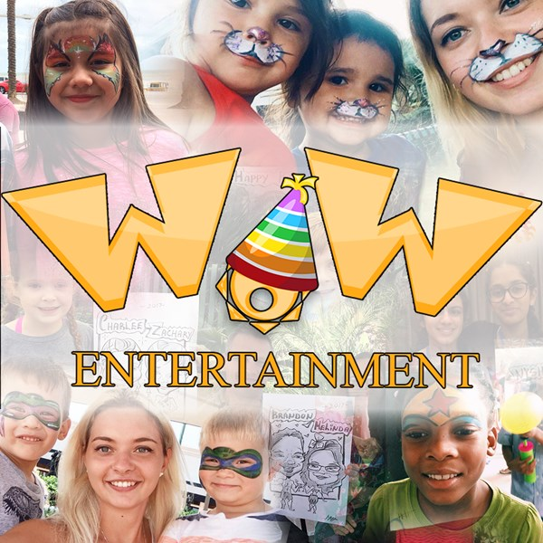 WOW Entertainment - Face Painter - Houston, TX
