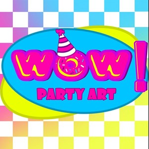 Houston, TX Face Painter | WOW Party Art