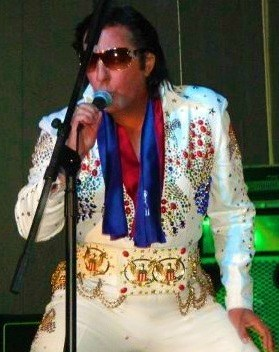 Chuck Baril - Elvis Impersonator - Gallatin, TN